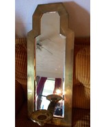 Vintage  1983 CHAPMAN Brass lamp Wall Sconce be... - $850.00