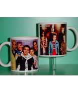 Backstreet Boys 2 Photo Designer Collectible Mug - $14.95