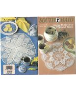 Special Doilies for Special Times Lace Crochet ... - $4.99