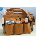 Gifts for New Dad - Daddy Diaper Bag Daddy's li... - $60.95