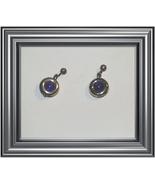 925 Sterling designer Graves Silver Doughnut Ea... - $55.00