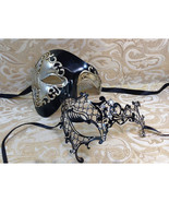 His and Her Phantom of Opera Masquerade Masks S... - $24.95