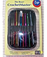 Boye Crochetmaster  24 steel and aluminum croch... - $29.99