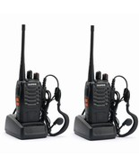 2 Baofeng BF-888S 5W 400-470MHz 16-CH Handheld ... - $34.99
