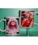 Farrah Fawcett 2 Photo Designer Collectible Mug - $14.95