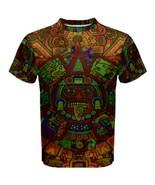 Mens Hipster Hip Hop Ancient mayan calendar Sub... - $19.50 - $26.99