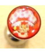 STRAWBERRY SHORTCAKE Logo tongue ring barbell, 14g - $4.99