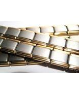 Lot of 5 Gold Edge Italian Charms Bracelets  - $13.99