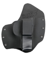 S&W SD9/40 (Right Draw) Kydex & Leather IWB Hyb... - $49.99