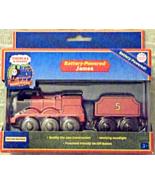 Thomas & Friends wooden railway Battery Powered... - $39.99