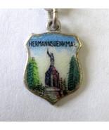 Vintage 835 Silver & enamel Hermannsdenkmal, Ge... - $8.90