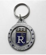 KANSAS CITY ROYALS MLB PEWTER ZINC KEYRING KEY ... - $7.67