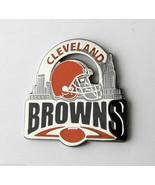 CLEVELAND BROWNS NFL FOOTBALL SKYLINE LOGO LAPE... - $6.47