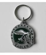 NFL FOOTBALL PHILADELPHIA EAGLES PEWTER KEY RIN... - $7.67