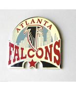 NFL FOOTBALL ATLANTA FALCONS SKYLINE METAL ENAM... - $6.11