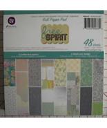Prima Free Spirit 6x6 paper pad 48 ct 3 of 16 d... - $24.99