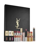 Yves Saint Laurent Iconic Lip Wardrobe 13pc Lip... - $479.99