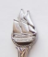 Collector Souvenir Spoon Canada Nova Scotia Lun... - $12.99