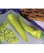 SWEET BANANA PEPPER SEEDS - 25 FRESH SEEDS - $1.49