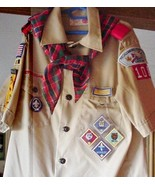 BSA Shirt Webolos Ribbon Lapel Pins Emblems Pat... - $98.95