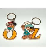 Mickey and Minnie Set of Key Rings - $12.99
