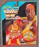 Vintage 1990 Hasbro WWF Hulk Hogan Wrestling Fi... - $54.99