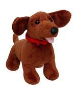Build a Bear Dachshund 7 in. Lil Bearemy Kennel... - $49.97
