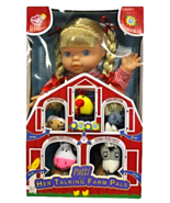 NEW Patti Doll with her Talking Farm Animal Pal... - $59.99