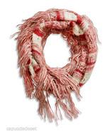Lucky Brand Womens Scarf Infinity Stripe Knit A... - $39.11