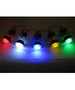 NEW LED lit Arcade Push Buttons Mame Multicade ... - $1.95