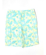 Women Lilly Pulitzer Blue Green Chillin Crab Sh... - $49.49