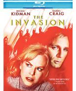 The Invasion (Blu-ray Disc, 2008)  Nicole Kidma... - $8.90