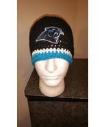 Carolina Panthers Handmade Crochet Beanie - $25.00