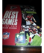 NFL: ATLANTA FALCONS BEST GAMES OF THE 2010 SEA... - $4.54