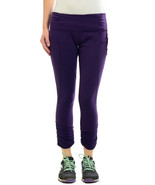 8 Lululemon Practice Daily Crop Pant/Leggings D... - $65.34