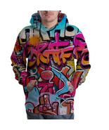 Hip Hop Graffiti Psychedelic Trippy Urban Mens ... - $40.99 - $50.99
