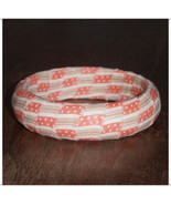 XS 57mm Coral Bermuda Ticking California Girl B... - $9.98