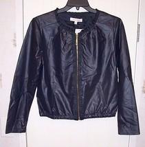 Woman's Black Jacket by Ellen Tracy - Zippered ... - $24.24