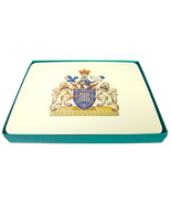 Scotland Yard Melmac Placemats, Boxed set of 6 - $45.00