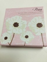 CST Soap Peony Set of 2 Luxurious Soap Bars in ... - $14.75