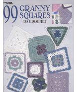99 Granny Squares to Crochet Patterns Motifs Bl... - $7.99