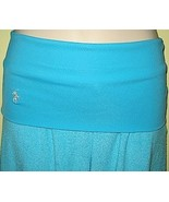 NWT Women's Ralph Lauren Terry Capri Pants Aqua... - $44.99