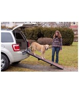Pet Gear Travel Lite Tri-Fold Ramp cats & dogs ... - $104.00