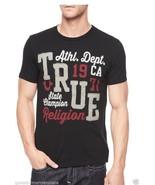 TRUE RELIGION Men's T-shirt Tee Cotton True Sta... - $49.00