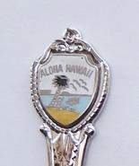 Collector Souvenir Spoon USA Hawaii Aloha Outri... - $8.98