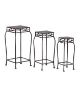 French Market Planter Stands Trio - $86.00