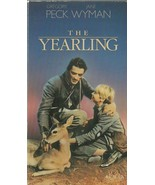 The Yearling VHS Gregory Peck Jane Wyman Claude... - $1.99