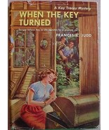 Kay Tracey Mystery WHEN THE KEY TURNED Frances ... - $12.00