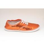 Sequin CVO Orange Canvas Sneakers Tennis Shoes - $39.99