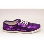 Sequin | CVO Grape Purple Canvas Sneakers Tenni... - $39.99